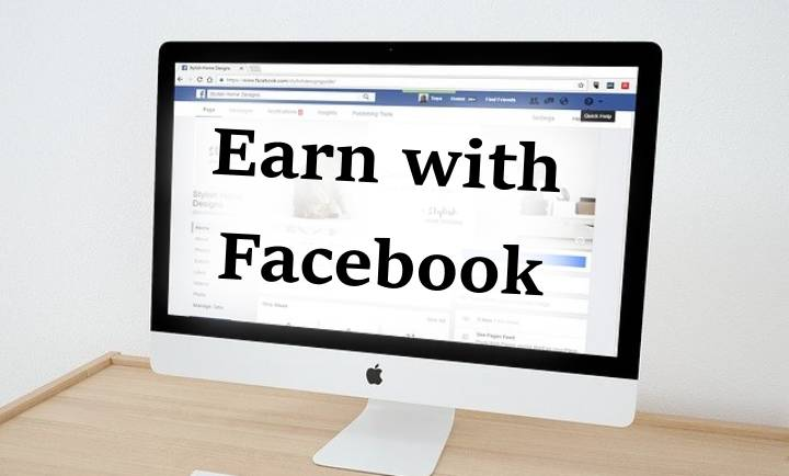Facebook Se Paise Kaise Kamaye, Earn with Facebook
